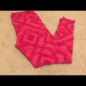 Plus size TC LuLaRoe leggings
